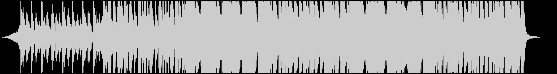 現代の交響曲 積極的 焦り 劇的な...の未再生の波形