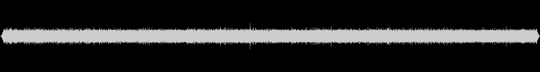流れ水 水 リバーストリームノイズ01の未再生の波形