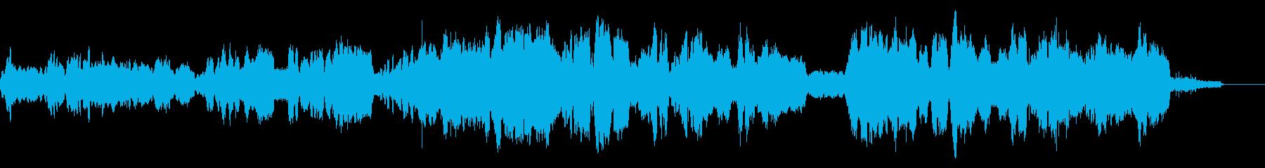芽~冬から春へ【ソプラノ&オーケストラ】の再生済みの波形