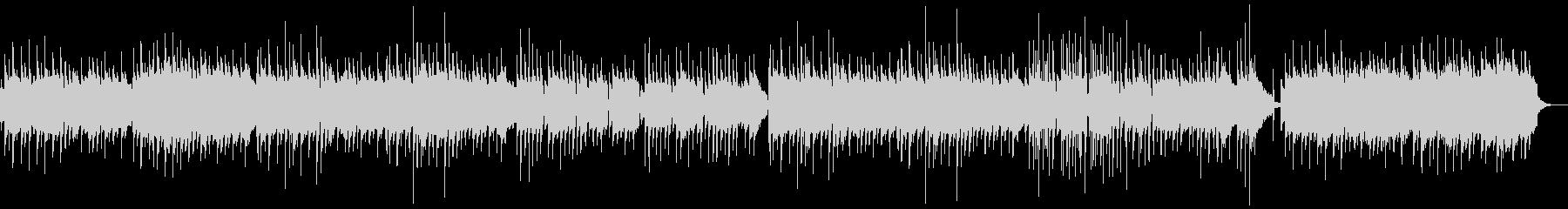 津軽三味線・ギターの生演奏癒し系バラードの未再生の波形