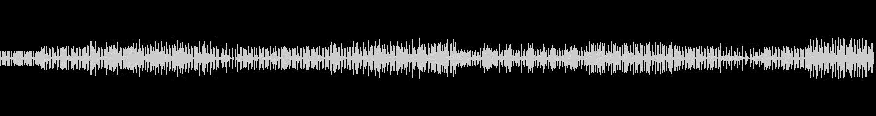 レゲトン要素のスロウなハウス インスト の未再生の波形