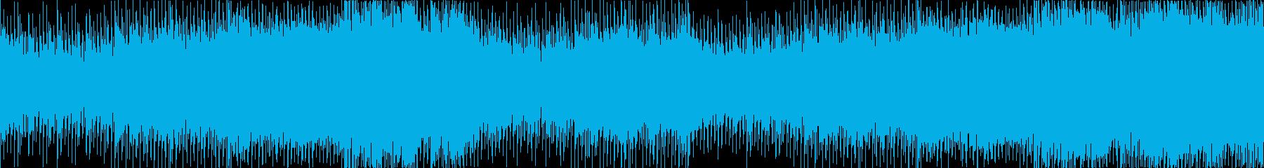 【リミックス】お洒落で力強いゲーム戦闘曲の再生済みの波形