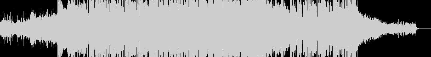 【ストリングス無し】エピックメタ…緊迫の未再生の波形
