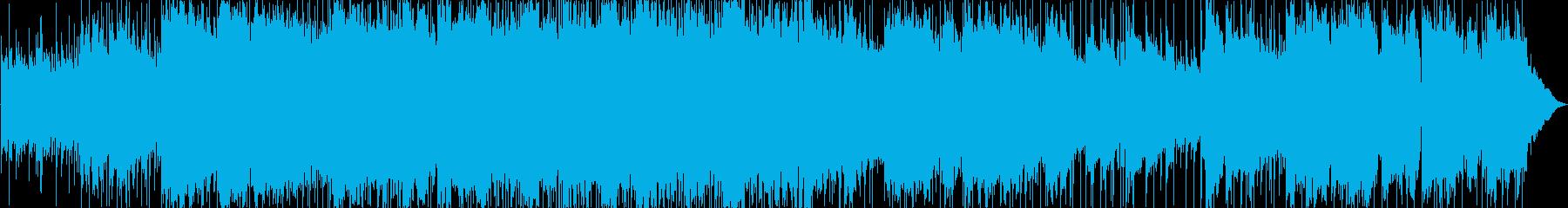 動画 説明的 勝利者 お洒落 ファ...の再生済みの波形