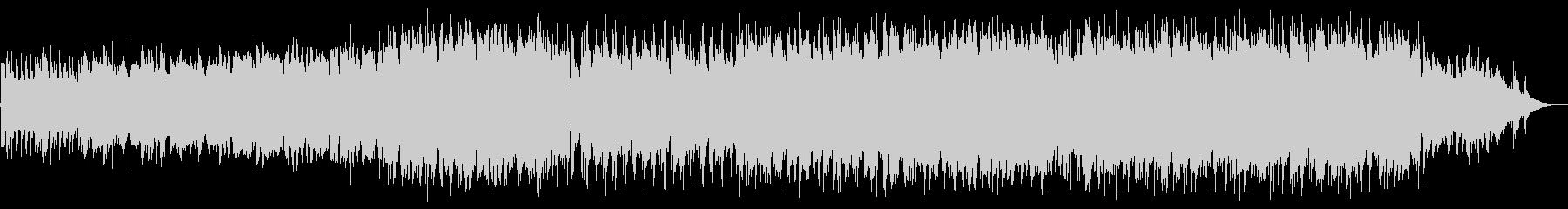 切ないメロディーが印象的なバラードBGMの未再生の波形