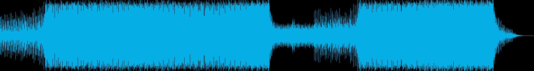 主にピアノで演奏される、メロディー...の再生済みの波形
