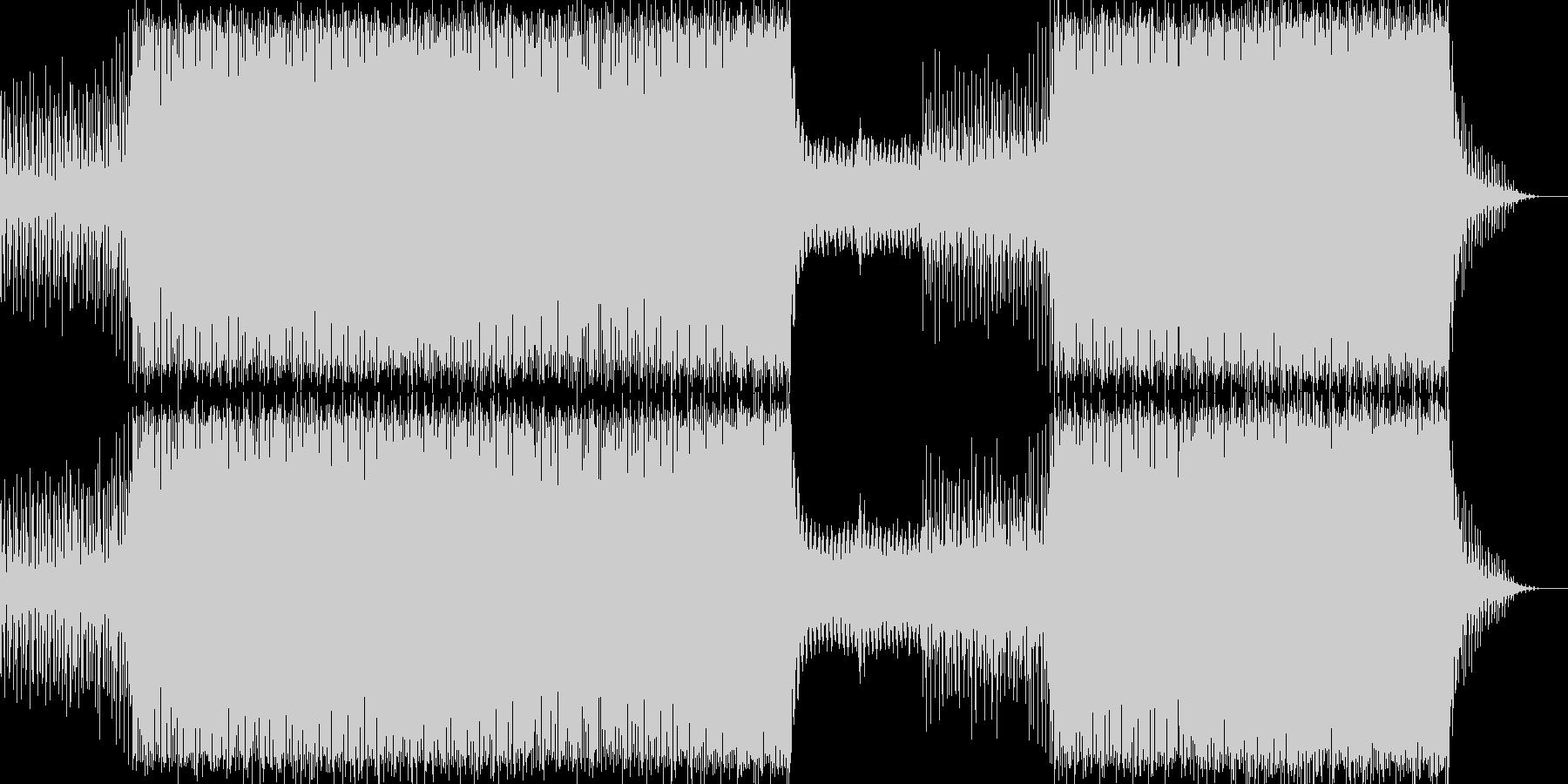 主にピアノで演奏される、メロディー...の未再生の波形