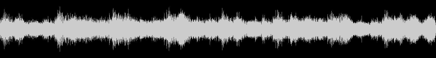 緊迫感 オーケストラ3 ループの未再生の波形