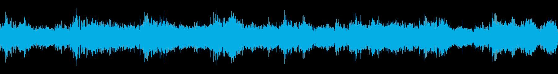 緊迫感 オーケストラ3 ループの再生済みの波形