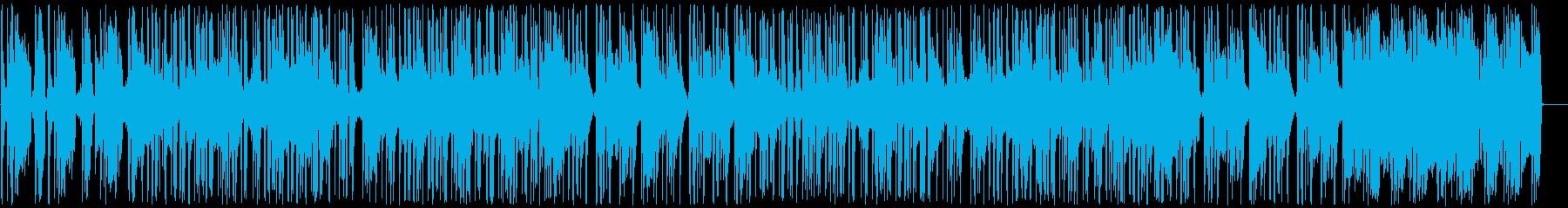 ワールド 民族 レトロ 神経質 淡...の再生済みの波形