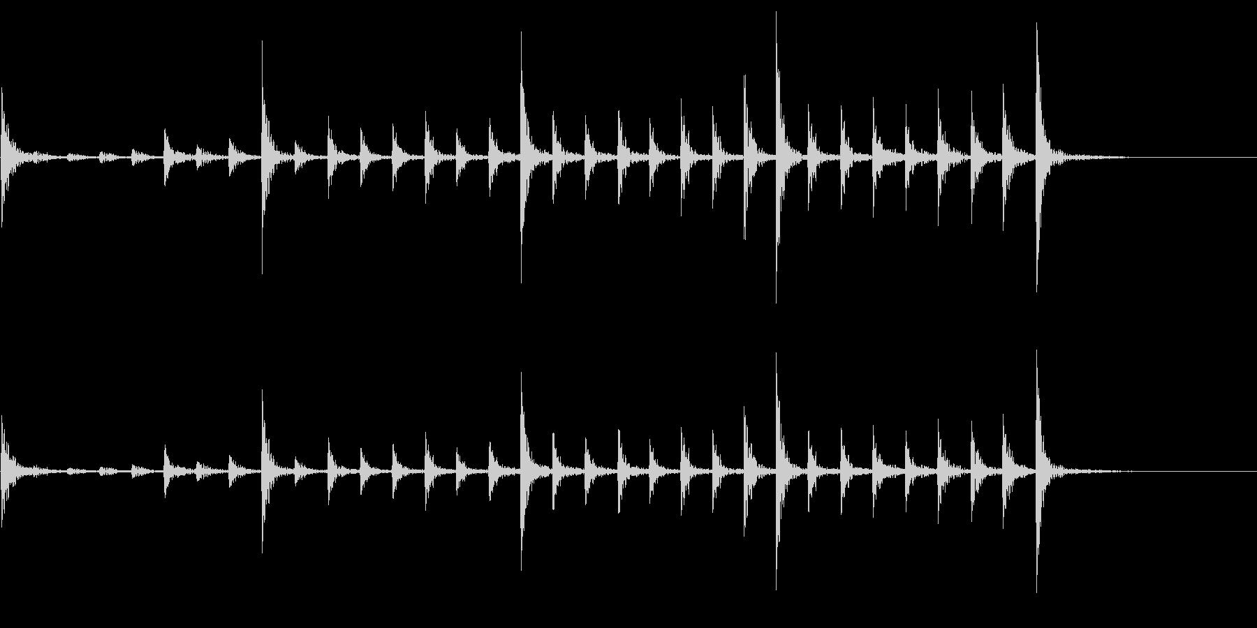 低音:遅いリズム、漫画コメディパー...の未再生の波形