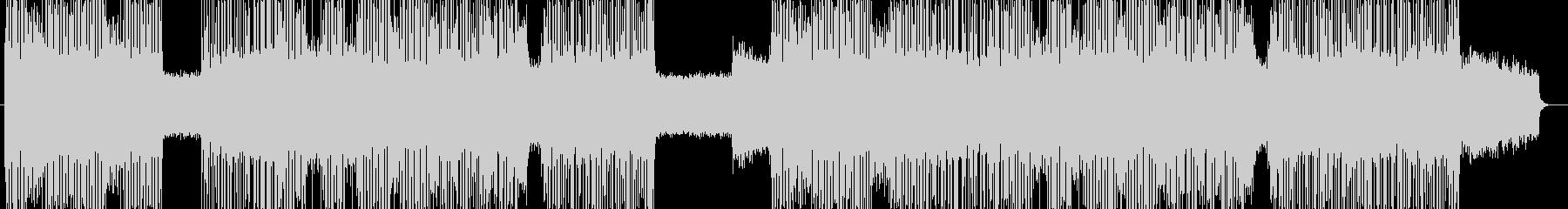 METAL・DARK/DEATH 284の未再生の波形