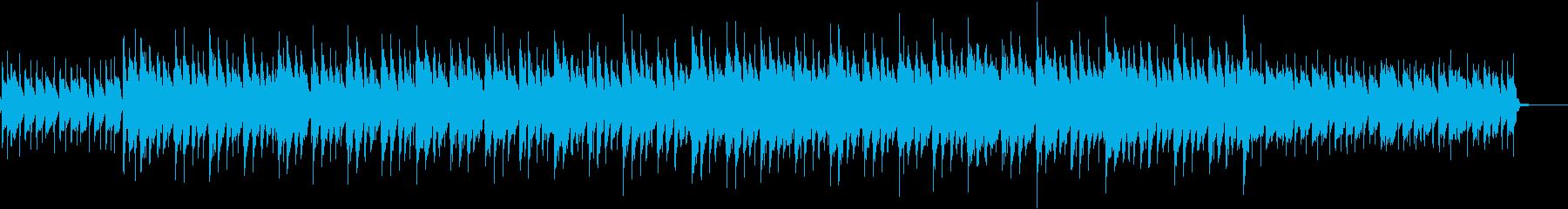ポストロック。壮大なアルペジオが印象的の再生済みの波形
