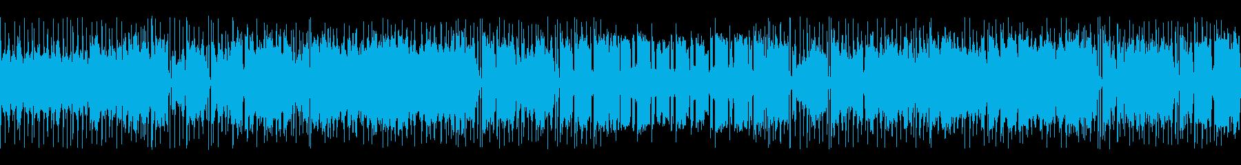 BGM011-03 商品紹介、会社紹介…の再生済みの波形