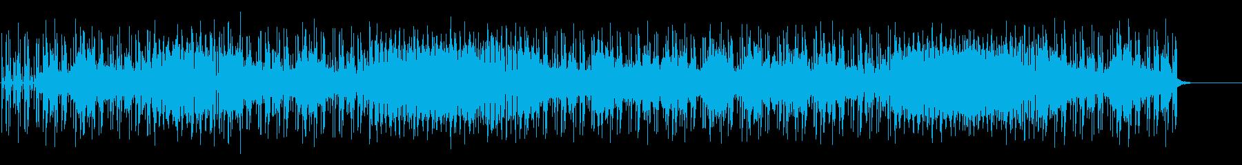 GTRとミュートされたジャズトラン...の再生済みの波形