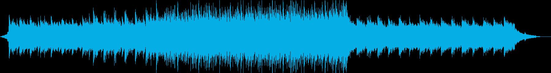 印象に残るメロディのピアノギターロック②の再生済みの波形