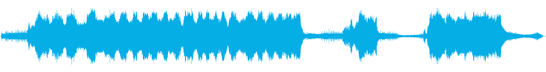 大型ガスチェーンソー:開始、大型の...の再生済みの波形