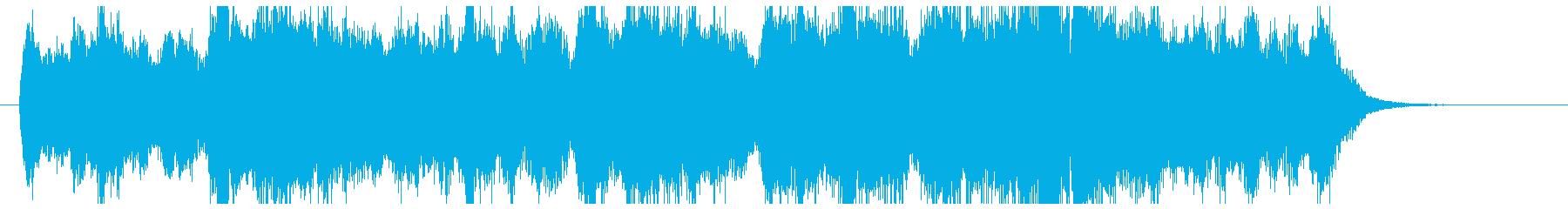 RPGなオーケストラサウンドの再生済みの波形