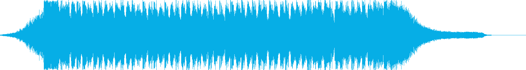 企業VP向け、爽やかポップ4つ打ち8-3の再生済みの波形