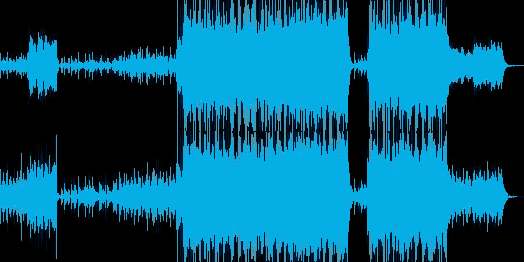 ◎J-POP系バンドバラードミスチル風?の再生済みの波形