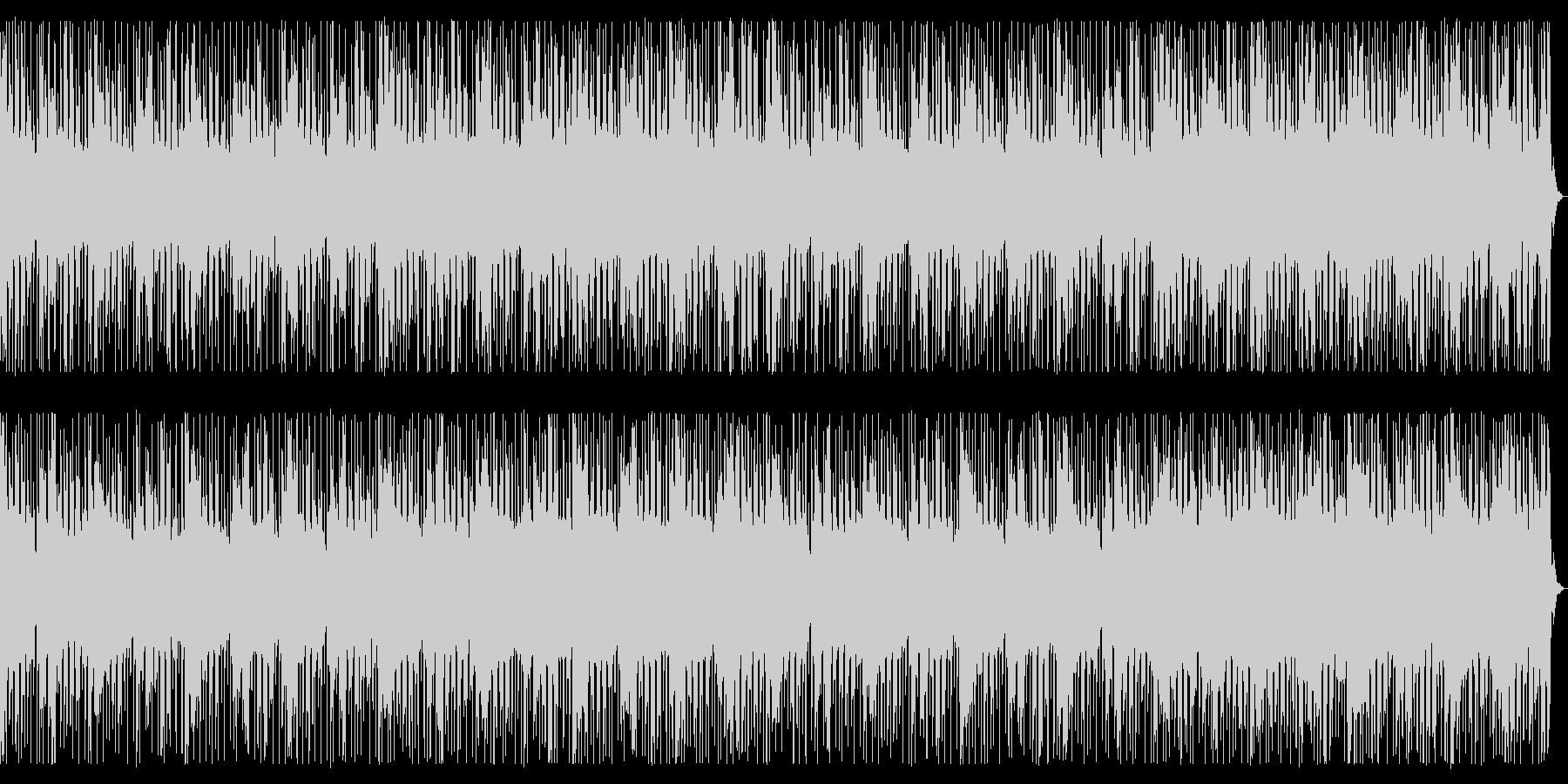 クールなディープハウス_No674_1の未再生の波形