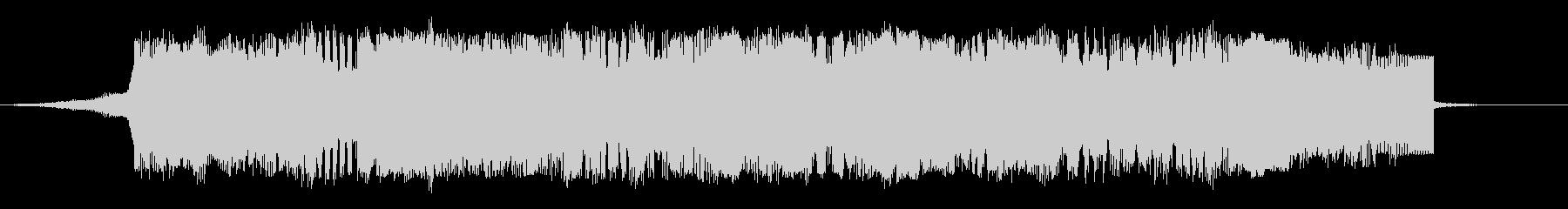 スイープセレーションの未再生の波形
