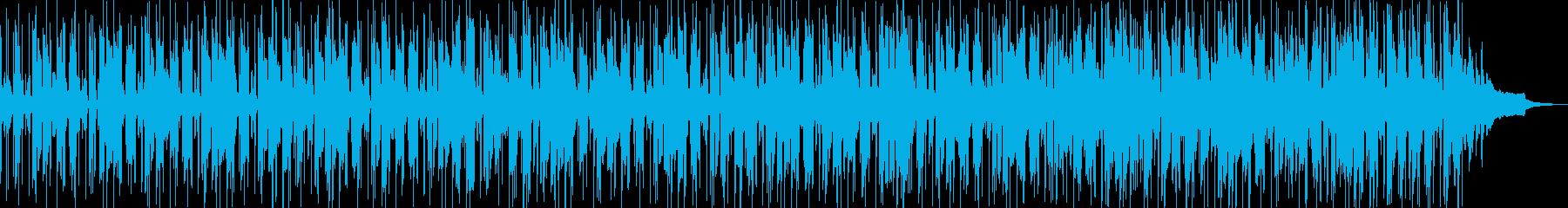 広告音楽。クンビア、リズミカル。デ...の再生済みの波形