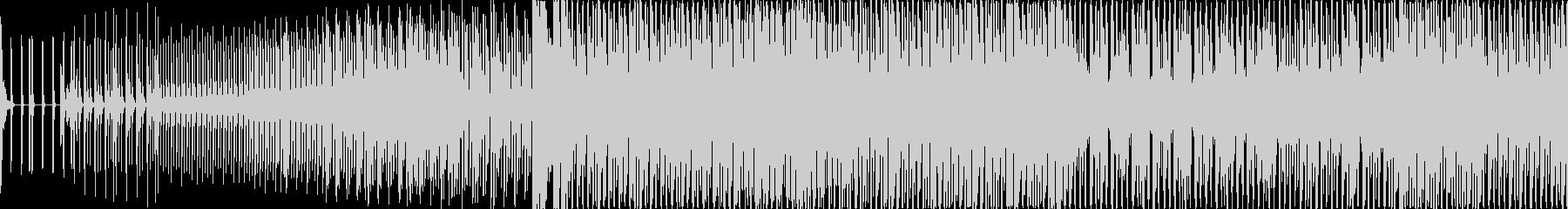 80音。ピアノとシンセのクレッシェ...の未再生の波形