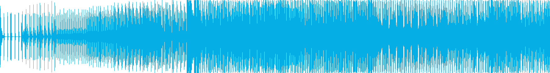 80音。ピアノとシンセのクレッシェ...の再生済みの波形