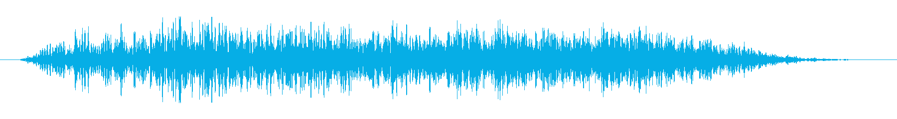 ゴゴゴゴドドドド(土系の音)の再生済みの波形
