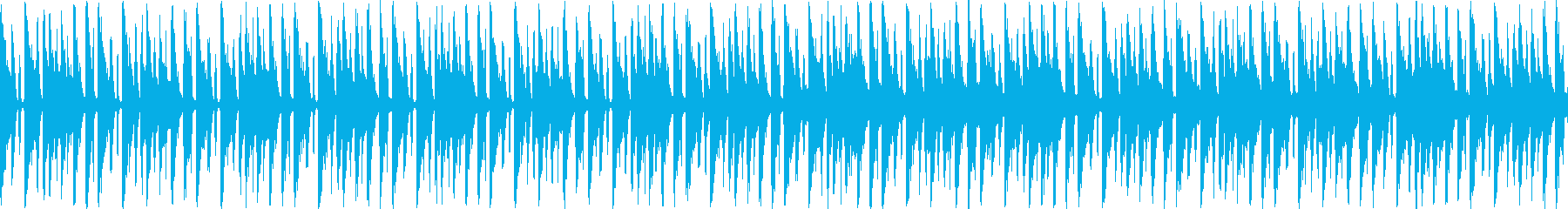 常夏を感じさせるトロピカルポップな曲の再生済みの波形