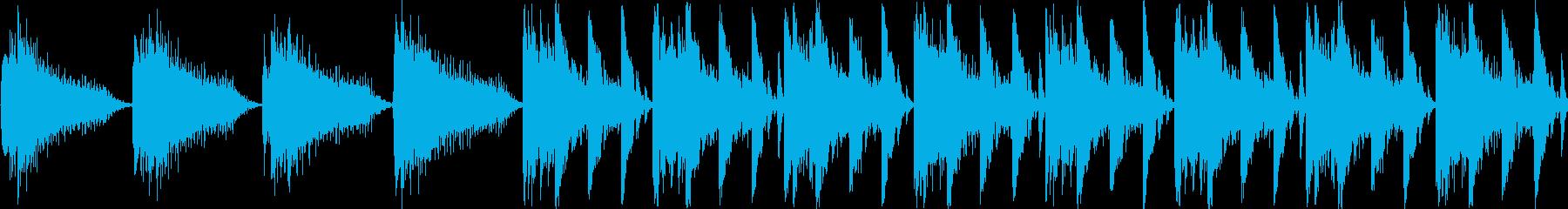 【エレアコ/爽やかポップ】の再生済みの波形