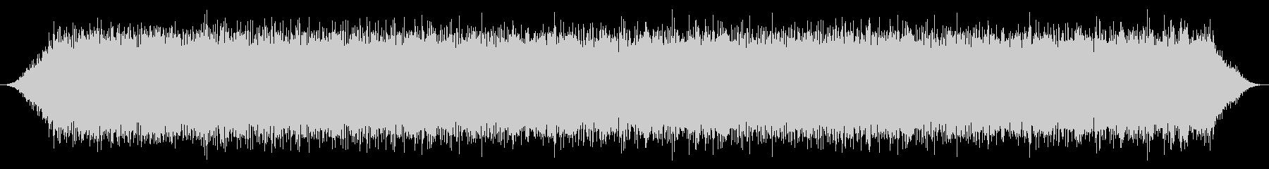 PC 駆動音01-07(ロング)の未再生の波形