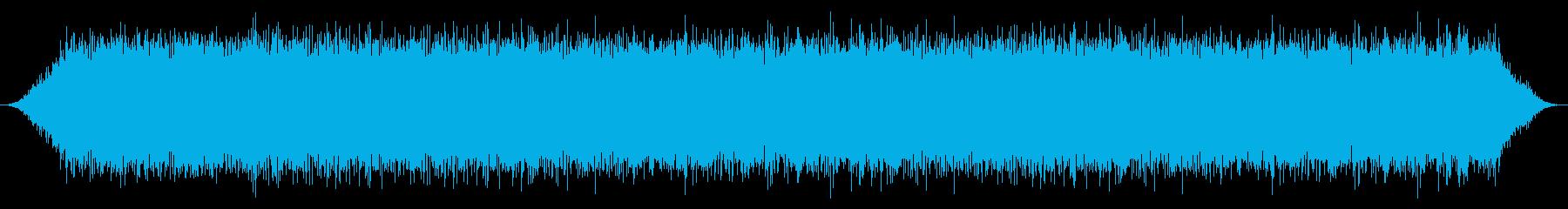 PC 駆動音01-07(ロング)の再生済みの波形