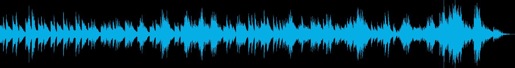 暗く悲しい過去(ピアノソロ)の再生済みの波形
