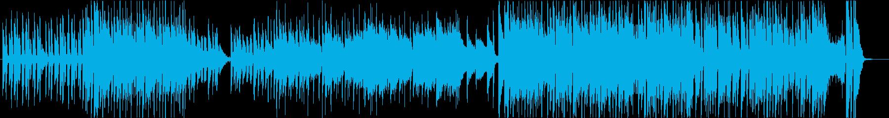 CM】爽やかで軽快な口笛BGMの再生済みの波形