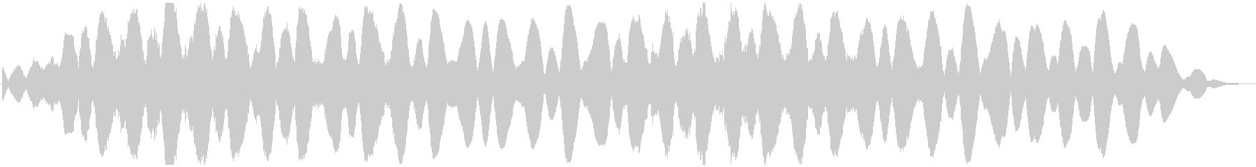 PADS 単調な旋風01の未再生の波形
