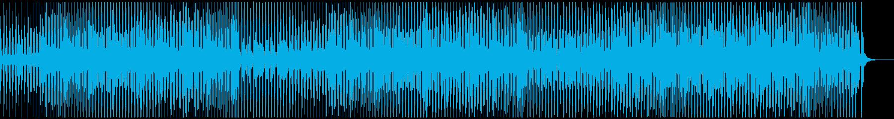 CM、チープ感がオシャレ可愛いロックの再生済みの波形