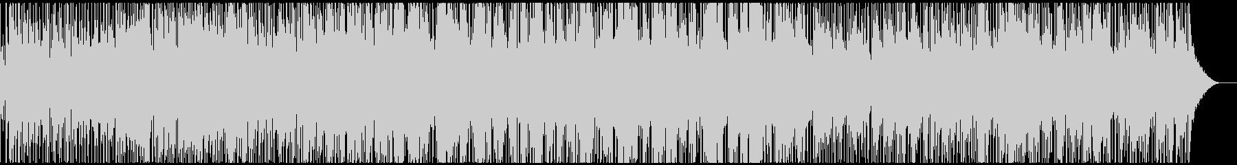 生音・生演奏サックスの軽快スムースジャズの未再生の波形