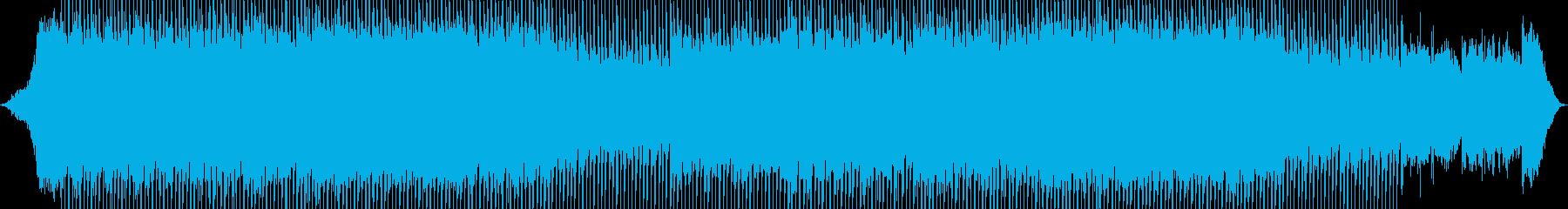 EDMポップで明るいクラブ系-46の再生済みの波形