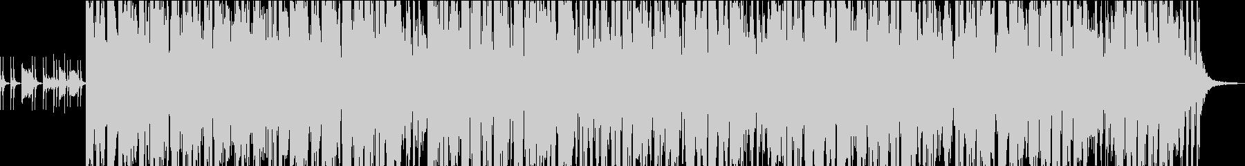 マーチングバンドの未再生の波形