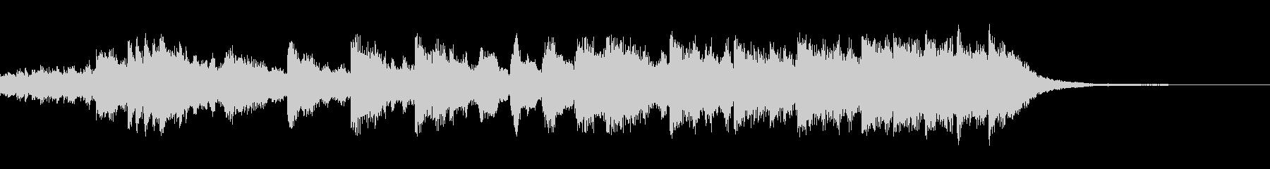 オーケストラエレクトロインストゥル...の未再生の波形