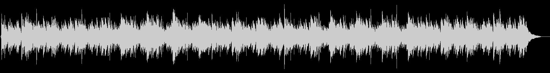 アコギアルペジオのバラード感動 結婚式の未再生の波形