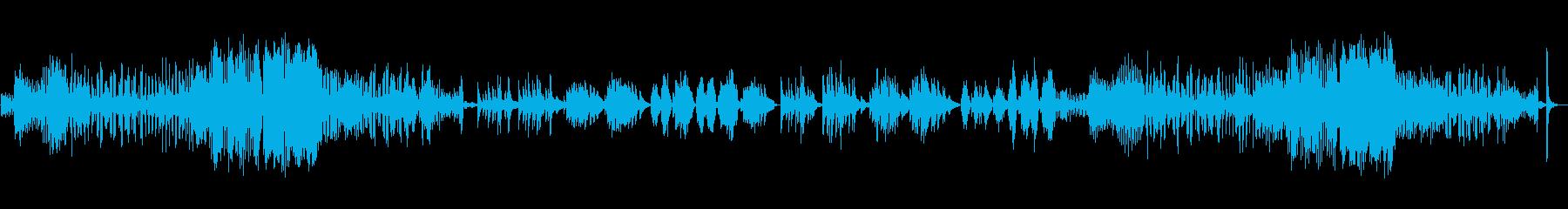 抒情小曲集より「ドワーフの行進」の再生済みの波形