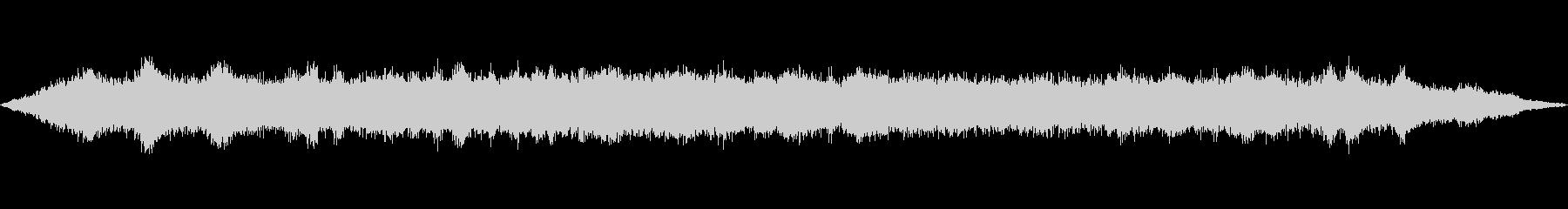 海 波 浜辺 海岸 カモメの環境音 13の未再生の波形