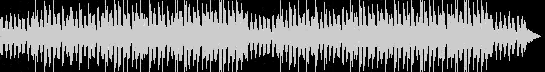 和風テイストの爽やかピアノ・チル・ポップの未再生の波形