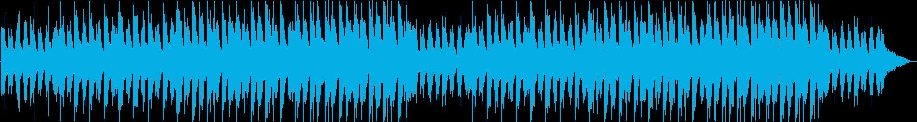 和風テイストの爽やかピアノ・チル・ポップの再生済みの波形