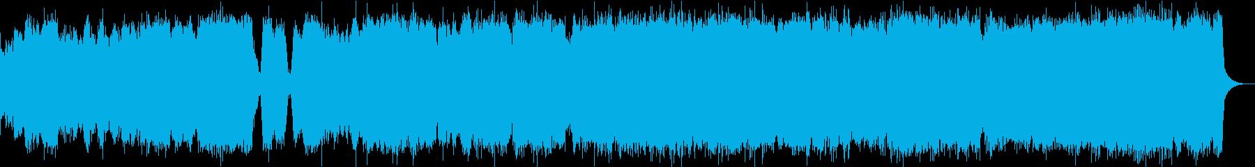 【生録音】ドリルの音 2 歯医者 工事の再生済みの波形