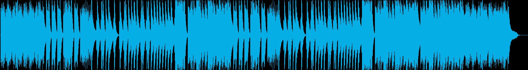 恋愛ドラマ・ゲーム/しっとり切ないピアノの再生済みの波形