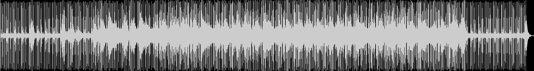 メランコリックの未再生の波形